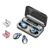 Audífonos Tws Bluetooth 5.0 Táctiles Impermeable Recargable