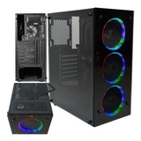 Micro Cpu Gamer Intel Core I5 3,2ghz/ 8gb / 500gb / Gab Novo