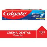Crema Dental Colgate Anticaries Dientes Fuertes 180g