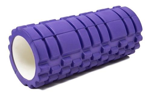 Rolo Rodillo Pilates Yoga Masajes 35 Cm Foam Roller