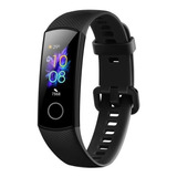 Smartwatch Honor Band 5 0.95  Malla Meteorite Black De Silicona Crs-b19s