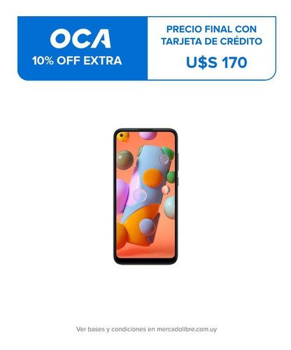 Samsung Galaxy A11 Dual Sim Triple Cámara
