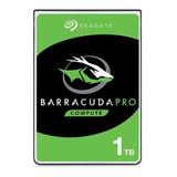 Disco Duro Interno Seagate 1tb Barracuda 2.5  7200rpm Sata3