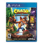 Crash Bandicoot: N. Sane Trilogy Standard Edition Físico Ps4 Activision Original