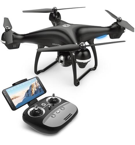 Drone Holy Stone Hs100 Fpv 1080p 120º Full Hd Wifi Gps Amv