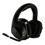 Audífonos Inalámbricos Logitech G Series G533 Negro