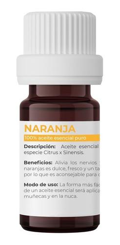 Aceites Esenciales 5 Ml 100% Orgánicos - mL a $2200
