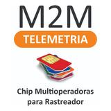 Chip M2m Plataforma E Aplicativo (vivo,tim,algar,claro,oi)