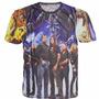 Camiseta Iron Maiden Importada Lindíssima Tamanho  M Original