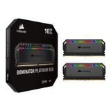 Memoria Ram Corsair Dominator Platinum Rgb 16gb(8x2) 3600mhz