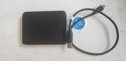 Western Digital 500gb Disco Duro Externo Portable Wd Usd2.0