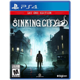 The Sinking City Day One Ps4 Fisico Nuevo