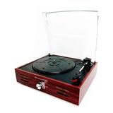 Tocadisco Winco W408  Wincofon Vintage Madera Excelente Sale