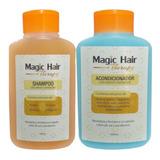 Shampoo Acondicionador Magic Hair - Ml A - mL a $59