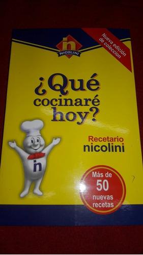 Nicolini Que Cocinare Hoy