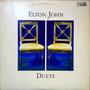 Elton John Lp Duplo 1993 Duets 12505 Original
