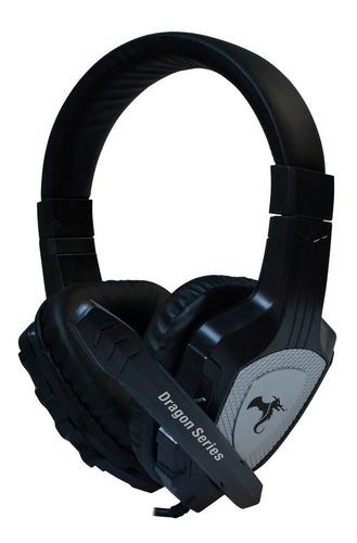 Audífonos Gamer Kolke Champ Conexión Jack Mic+audio