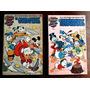 Disney Especial 34 E 42 -1986/7-reedição-kit Com 2 Gibis Original
