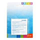 6 Parches Adhesivos Para Salvavidas Inflables Intex 59631