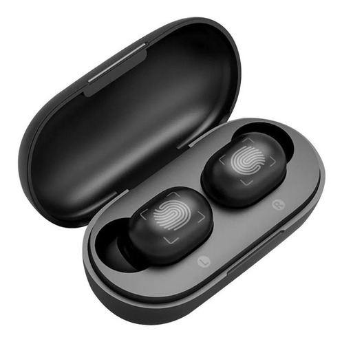 Auriculares In-ear Inalámbricos Haylou Gt1 Plus Negro