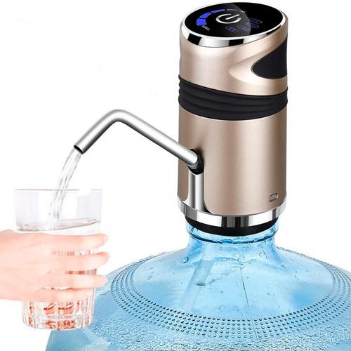 Dispensador Automático Recargable Para Agua De Botellón
