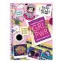 Caderno Amigas Teen - Girl Power - 96 Folhas - Foroni Original