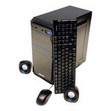 Computadora Pc Solarmax Intel Core I3 9100 9na 8gb 240gb Ssd