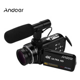 Andoer 4k Ultra Hd Handheld Dv Video Digital Profesional