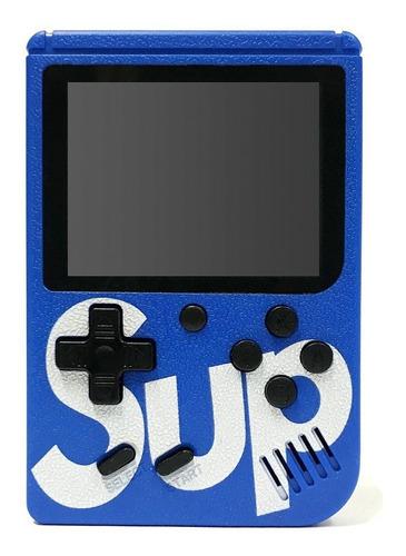 Consola Portatil Retro Sup Game Box Plus 400 Juegos Nintendo
