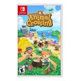 Animal Crossing: New Horizons Standard Edition Nintendo Switch  Físico