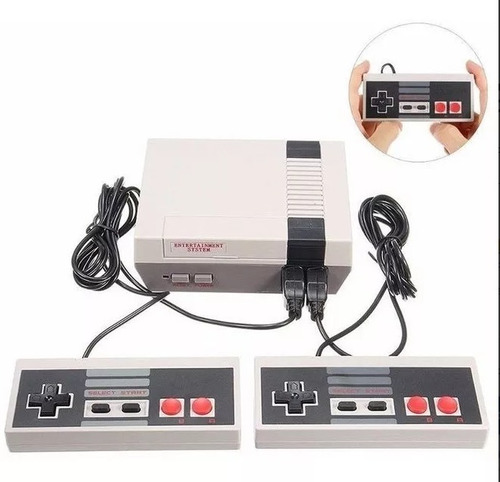 Consola Retro Mini Con 620 Juegos Av Videojuegos Clásicos