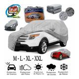 Carpa Funda Cubre Auto Suv Premium Con Felpa/tecnotiendar&r