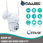 Mini Camera Dome Onvif Wifi Ip Super Led 2mp Full Hd 1080p Original