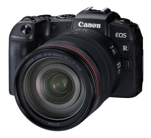 Canon Eos Rp Kit Con Lente Rf 24-105mm + Adaptador Ef-eos R