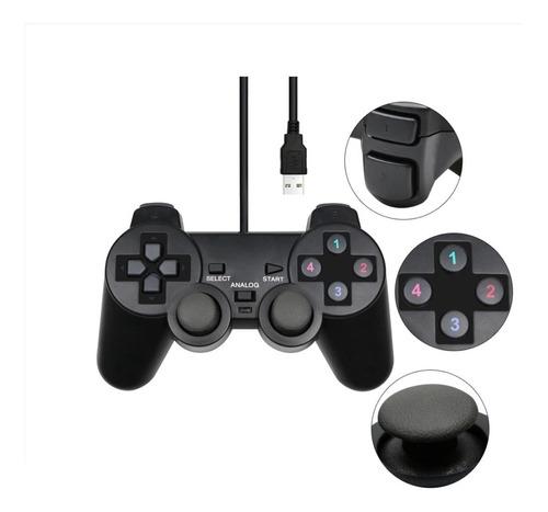 Control Mando Joystick Usb Para Pc  Winxp/win7/win8/win10