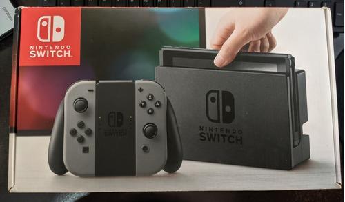 Nintendo Switch Tablet 1.1 32gb + Sd Edición Zelda De 64gb