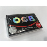 Papel Ocb Negro Premium Blocs 300 Hojas Local Once Candyclub