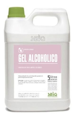 Alcohol En Gel Certificado