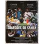 Box Lacrado Dvd + Cd Guardiões Do Samba Zeca Martinho Nelson Original