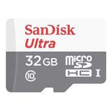 Tarjeta De Memoria Sandisk Sdsquns-032g-gn3mn  Ultra 32gb