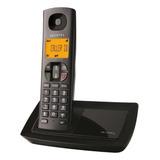 Teléfono Inalámbrico Alcatel Versatis E100 Negro