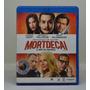 Mortdecai Blu-ray (usado) Original