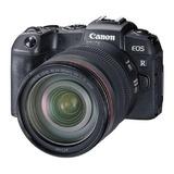 Canon Eos Rp 24-105mm Is Usm Kit Sin Espejo Color  Negro