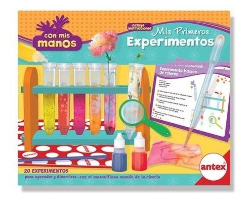Con Mis Manos Mis Primeros Experimentos 0046 Envio Full