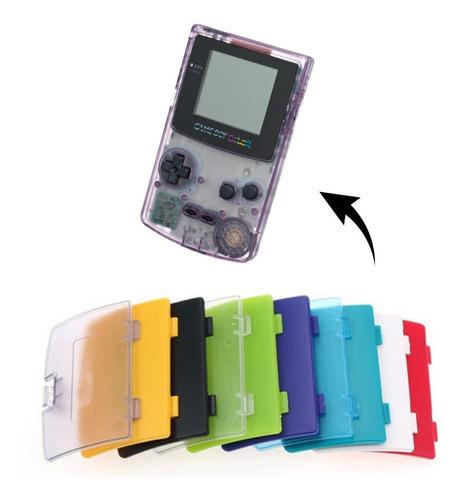 Tapa Batería Pilas Slot Compatible Con Gameboy Color Gbc