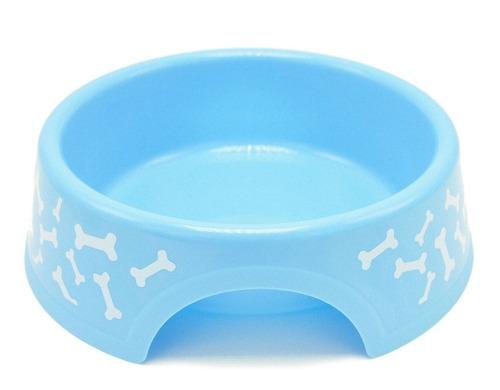 Comedero Bebedero Perros Grandes Alimento Agua Plastico 2 L