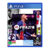 Fifa 21 Standard Edition Electronic Arts Ps4 Físico