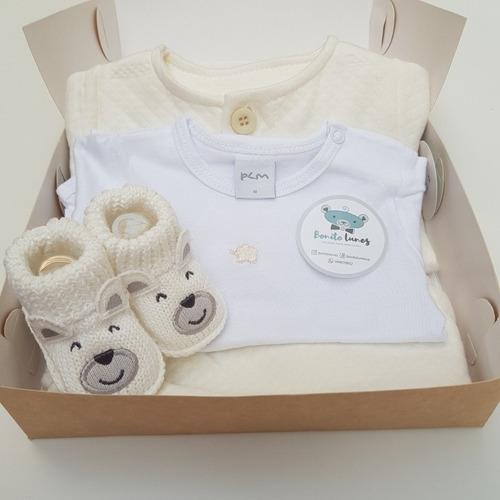 Set Completo Para Recién Nacido, Muda Completa Bebé.