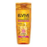Shampoo Elvive L´oréal Óleo Extraordinario  X 400 Ml