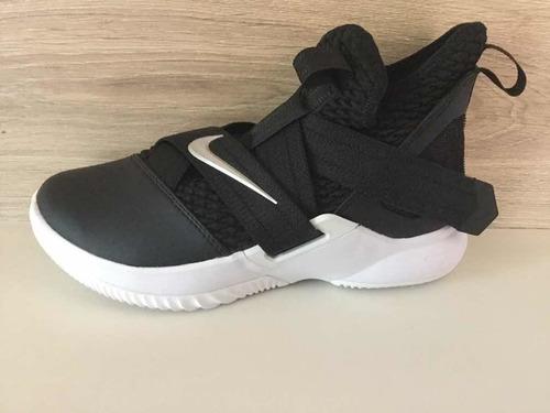 Zapatos De Básquetbol Modelo Nike Lebron Vii Soldier Niño